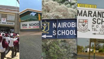 Kenya National Schools Fees Structure