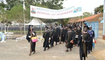 Kenyatta University Bachelor of Commerce Fees Structure 2020