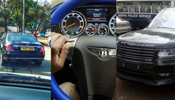 List Of Expensive Cars That SportPesa CEO Ronald Karauri Drives