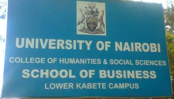 University of Nairobi Business Diploma Courses Fees Structure