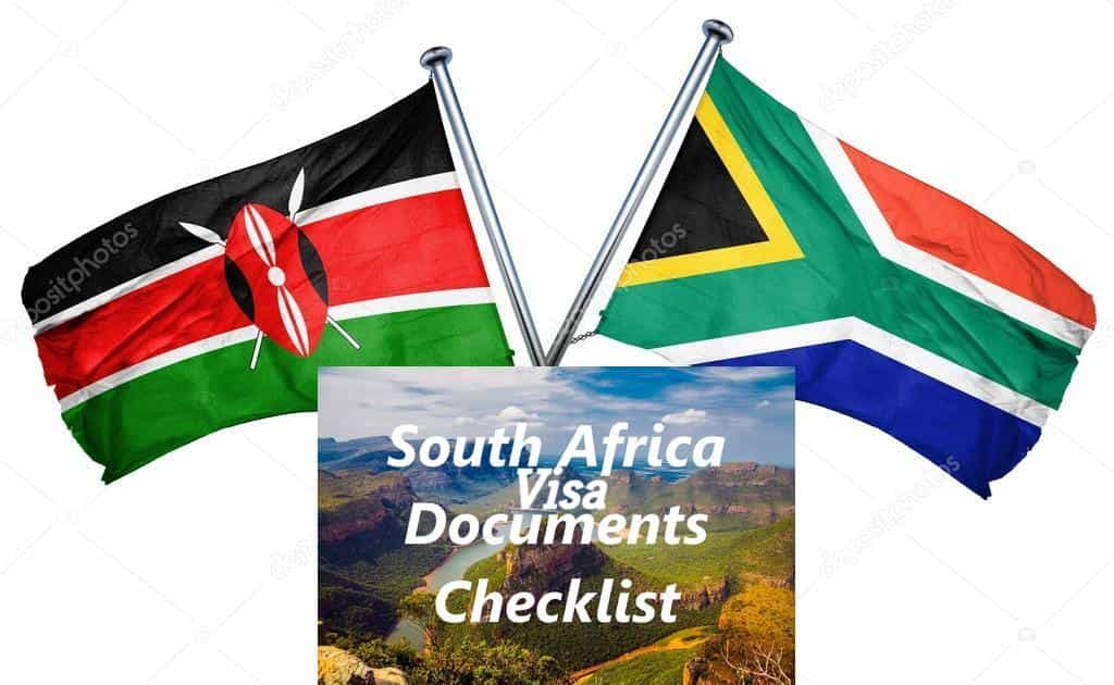 Visa Requirements For Kenyan Citizens Visiting South Africa 2018