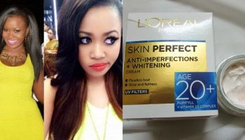 List of Popular Skin Lightening Products used in Kenya (pills and creams)