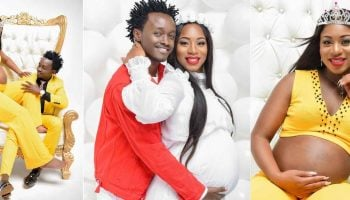 Diana Marua is a Mum! 10 Best Pregnancy Photos of Bahati's Wife