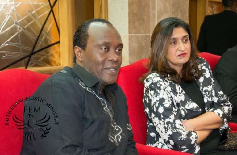 Uber Vehicle List >> Introducing Citizen TV's Jeff Koinange Wife and their Cute Son