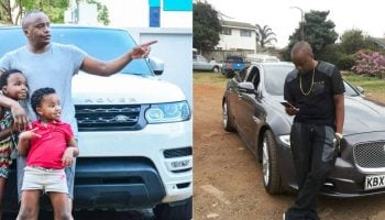 List Of 10 Expensive Cars Owned By Starehe MP Jaguar in Photos