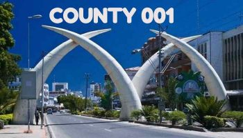 List of All County Codes in Kenya