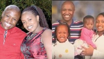 Meet Alfred Keter's Beautiful Wife and Their Adorable Daughters
