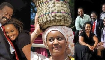 Meet Musalia Mudavadi's Adorable Family in Pictures