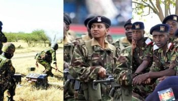 Kenya Defence Forces Salary 2020
