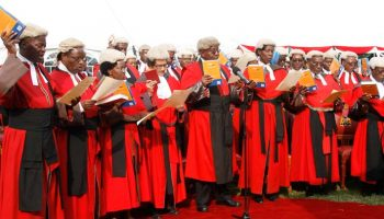 List Of Judges Affected By Maraga Reshuffle And Their New Stations