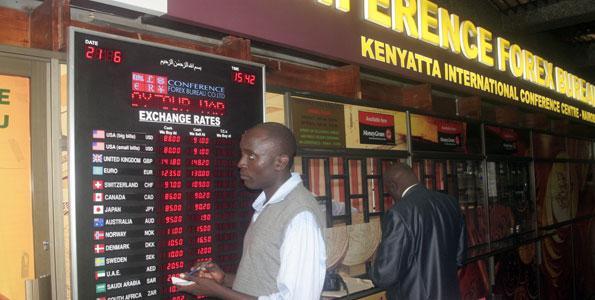 Travellers forex bureau nairobi dollar index dxy