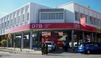 Diamond Trust Bank DTB Branch Codes in Kenya