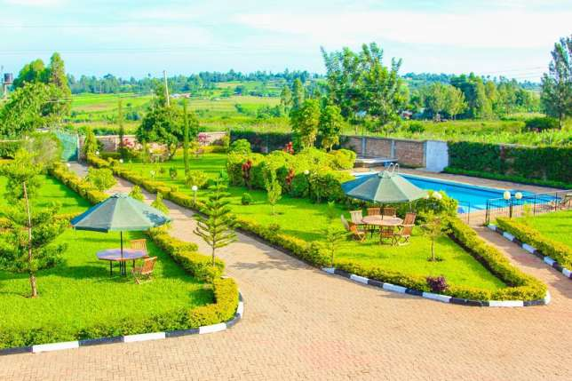 Uber Vehicle List >> 10 Photos of Akothee's Multi Million House in Rongo