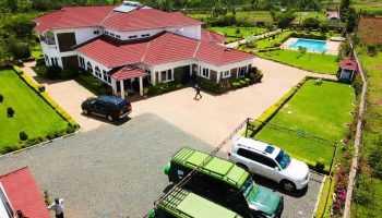 10 Exclusive Photos of Akothee's Multi-million House in Rongo, Migori