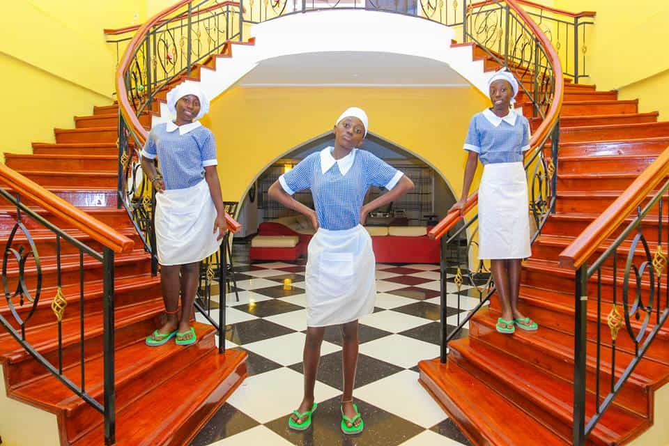 Best Car For Uber >> 10 Photos of Akothee's Multi Million House in Rongo