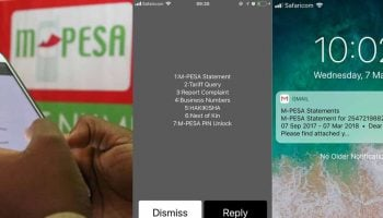 How To Get Your Mpesa Statement Via Email 2020