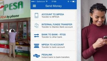 How to Transfer Money from Mpesa to any Bank Account in Kenya