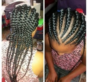 Ladies Here Are 10 Gorgeous Styles To Rock In Braids This