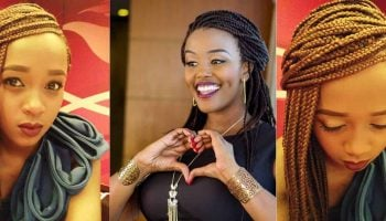 Kenyan Ladies, Here Are 10 Gorgeous Styles To Rock In Braids This Year