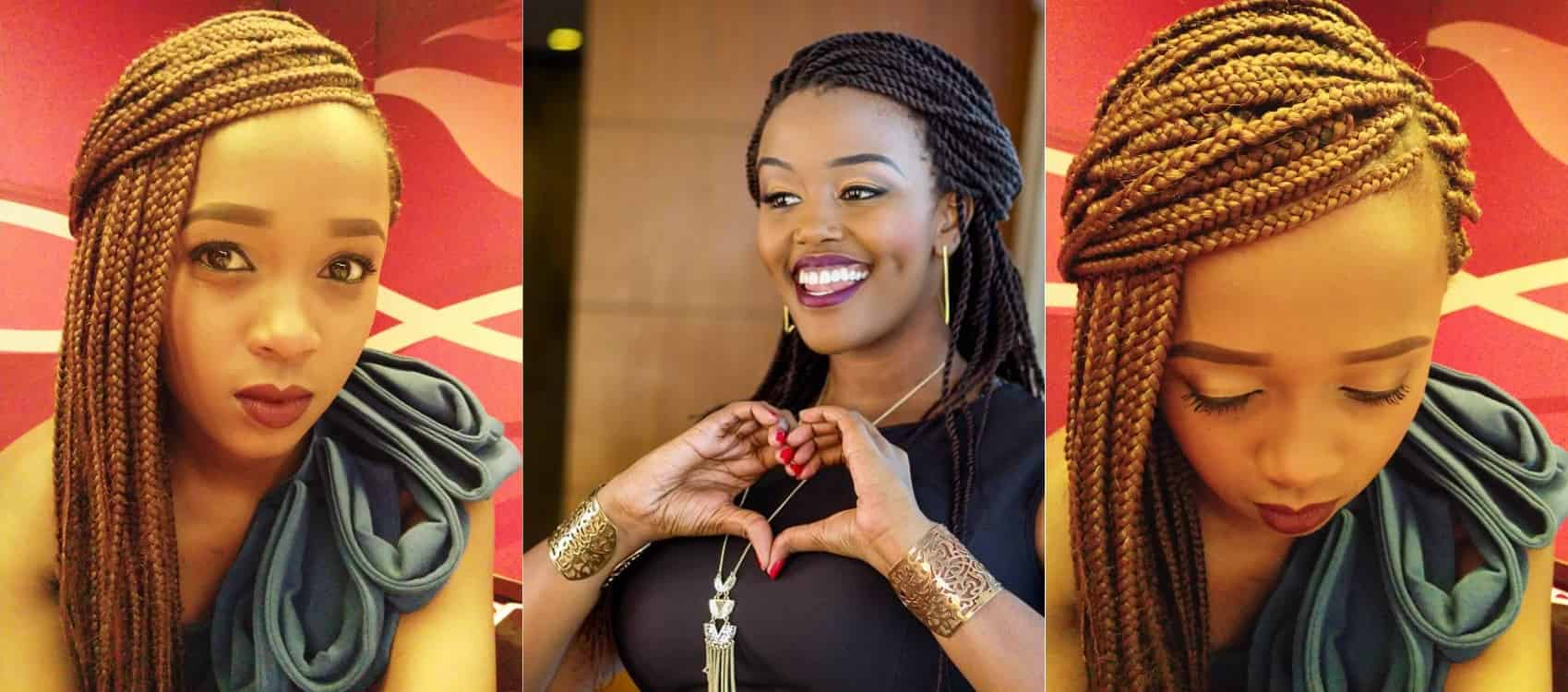 kenyan ladies, here are 10 gorgeous styles to rock in braids this