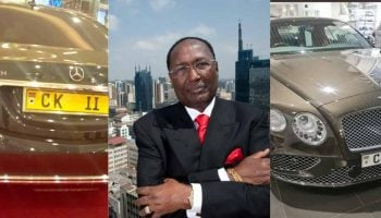 List Of Insanely Expensive Cars Driven By Billionaire Chris Kirubi