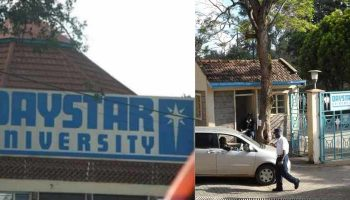 List Of Accredited Courses Offered at Daystar University