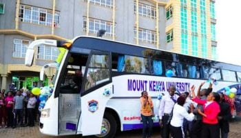 List Of Accredited Courses Offered at Mount Kenya University
