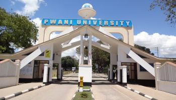 List Of Accredited Courses Offered at Pwani University
