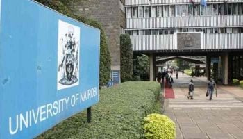 List Of Accredited Courses Offered at University of Nairobi