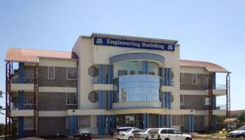 List Of Accredited Engineering Courses in Kenyan Universities