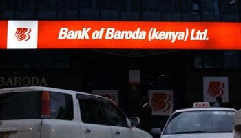 List Of All Bank of Baroda Branch Codes in Kenya