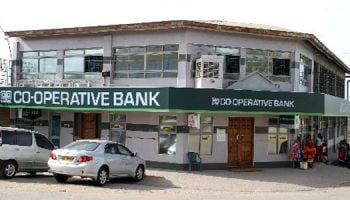 List Of All Cooperative Bank Branches in Kenya