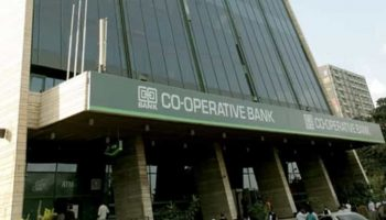 List Of All Cooperative Bank of Kenya Branch Codes in Kenya