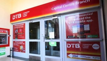 List Of All Diamond Trust Bank DTB Branches in Kenya 2018