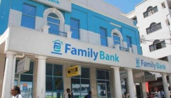 List Of All Family Bank Branch Codes in Kenya