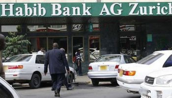 Habib Bank AG Zurich Kenya Swift Code