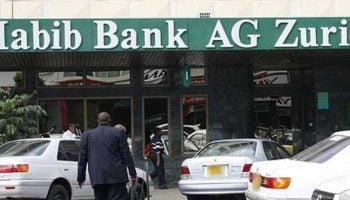 List Of All Habib Bank AG Zurich Branch Codes in Kenya