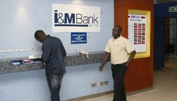 List Of I&M Bank Branch Codes in Kenya