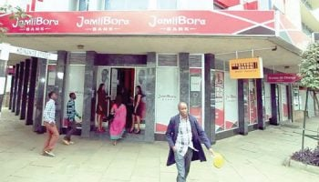 List Of All Jamii Bora Bank Branch Codes in Kenya