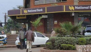List Of All National Bank of Kenya Branch Codes