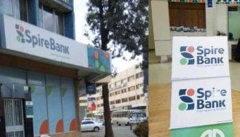 List Of All Spire Bank Branch Codes in Kenya