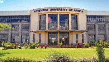 List Of Courses Offered at Adventist University of Africa