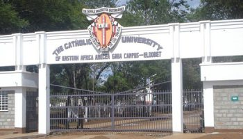 List Of Courses Offered at Catholic University of Eastern Africa