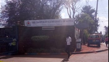 List Of Courses Offered at Cooperative University Of Kenya