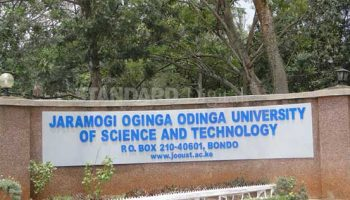 List Of Courses Offered at Jaramogi Oginga Odinga University of Science and Technology