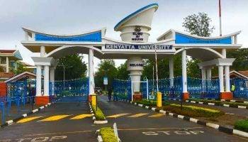 List Of Courses Offered at Kenyatta University