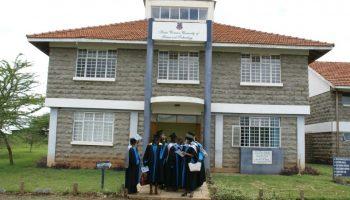 List Of Courses Offered at Kiriri Women's University