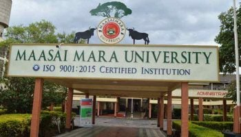 List Of Courses Offered at Maasai Mara University
