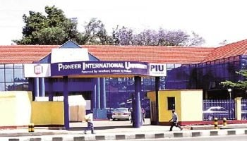 List Of Courses Offered at Pioneer International University