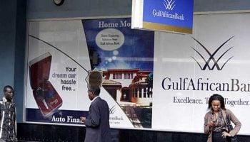 List Of Gulf African Bank Branch Codes in Kenya